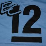 EC12 T-Shirt Carolina Blue