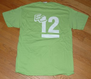 EC12 T-Shirt   Lime