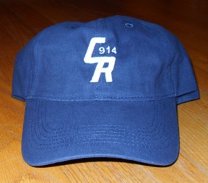 CR914 Baseball Cap Navy