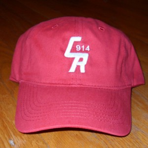 CR914 Baseball Cap Red
