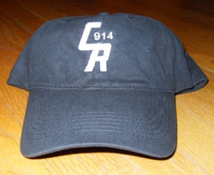 CR914 Baseball Cap Black